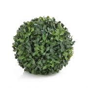 "Plastic Boxwood ball FRITZ, plastic grid, Ø 6""/15cm"