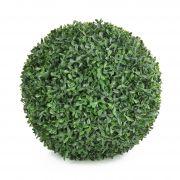 "Plastic Boxwood ball FRITZ, plastic grid, Ø 12""/30cm"