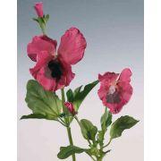 "Artificial pansy MELINDA, pink, 12""/30cm"
