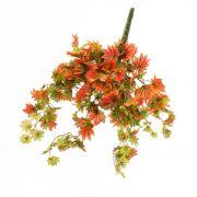 "Fake Maple bush ILJA, red-green, 14""/35cm"
