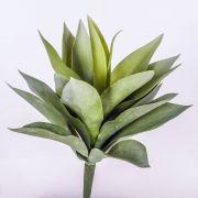 "Fake agave DESIREE, on spike, green, 10""/25cm, Ø10""/25cm"