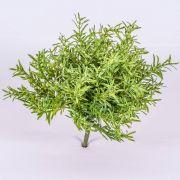 "Fake rosemary JOSHUA, on spike, green, 8""/20cm, Ø6""/15cm"