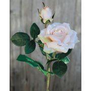 Rose, 1flower, 1kno, 37cm, RTS