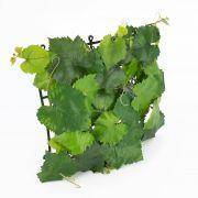 "Artificial Grapevine hedge AVINO, weatherproof, green, 12""x12""/30x30cm"