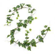 Artificial Ivy garland JANOSCH, green, 6ft/180cm