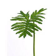 Plastic philodendron selloum leaf ELODIE, 3ft/90cm