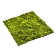 Artificial peat moss mat FERMIN, green, 100x100cm